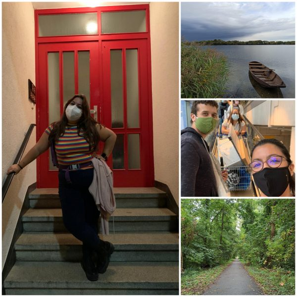 """Discovering Karlsruhe from the door of my new home to the lakes and forests we have surrounding the city, but also making a """"family trip"""" to IKEA to decorate our new lives"""