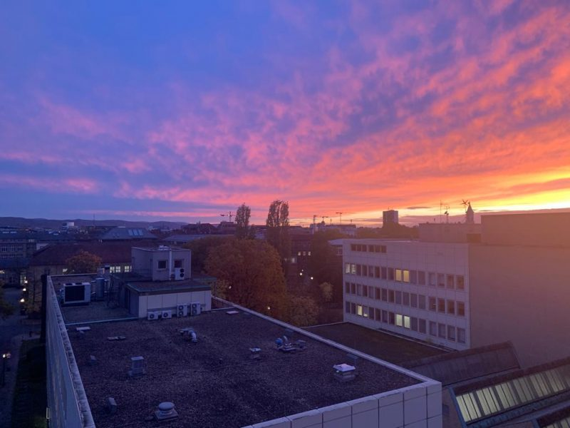 After the time change, now we usually work with these sky views